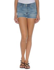AG ADRIANO GOLDSCHMIED - Denim shorts