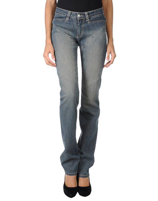 9.2 BY CARLO CHIONNA Джинсовые брюки