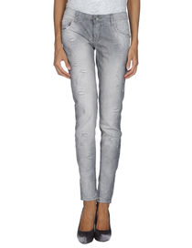 TWIN-SET Simona Barbieri - Denim trousers