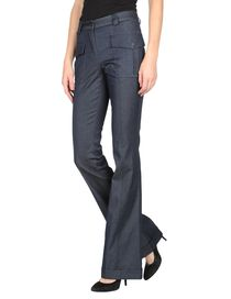 MOSCHINO CHEAPANDCHIC - Denim trousers