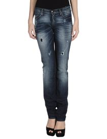 ERMANNO ERMANNO SCERVINO - Denim trousers
