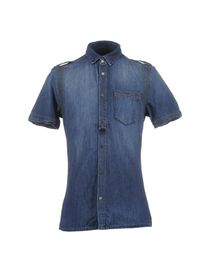 BIKKEMBERGS - Denim shirt