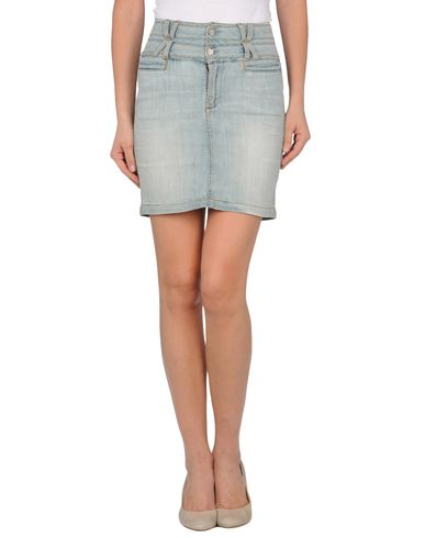 KARL LAGERFELD - Denim skirt