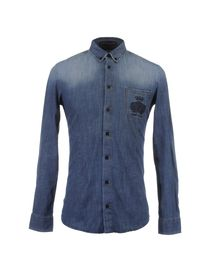FRANKIE MORELLO - Denim shirt