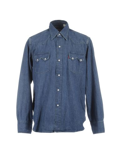 LEVI&#39;S RED TAB - Denim shirt