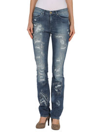 GAI MATTIOLO JEANS - Denim trousers