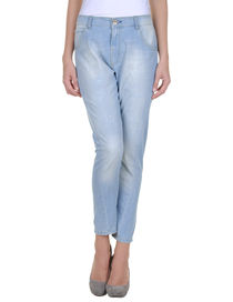 PINKO GREY - Denim pants