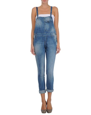 SEXY WOMAN - Denim overall