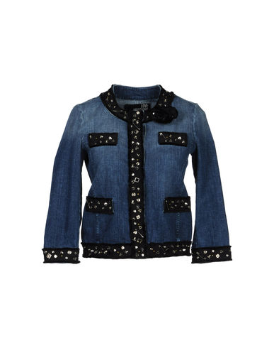 LOVE MOSCHINO - Denim outerwear