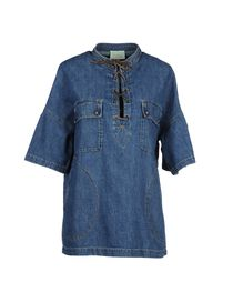 ARIES - Denim shirt
