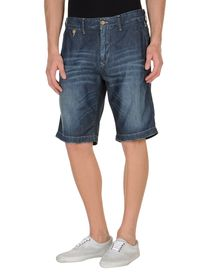 UNIFORM - Denim bermudas