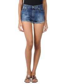 McQ - Denim shorts
