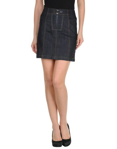 McQ - Denim skirt