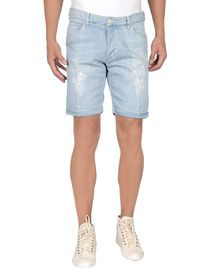MYTHS - Denim bermudas