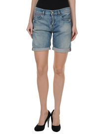 MIH-JEANS - Denim shorts