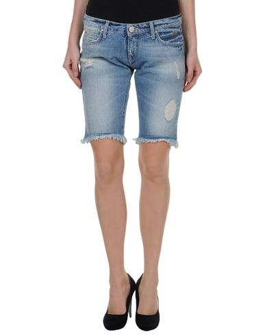 ROŸ ROGER'S CHOICE - Denim bermudas