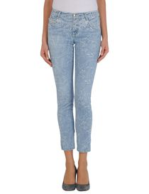 ERMANNO SCERVINO - Denim trousers