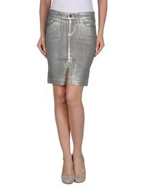 7 FOR ALL MANKIND - Denim skirt