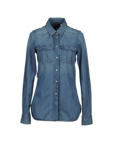HAUDREY - Denim shirt