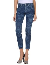 STELLA McCARTNEY - Denim capris