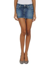 PAUL FRANK - Denim skirt