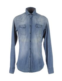 LIBERTY ROSE - Denim shirt