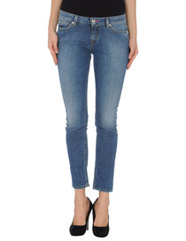 LOVE MOSCHINO - Denim trousers