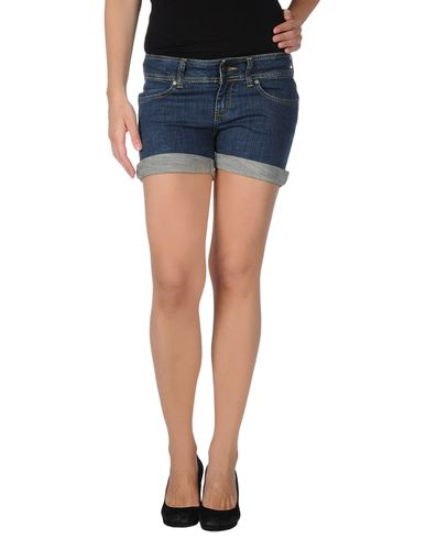 PAUL SMITH - Denim shorts