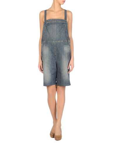 MANILA GRACE - Denim overall
