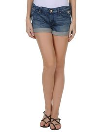 7 FOR ALL MANKIND - Denim shorts