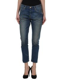 EDWIN - Denim capris