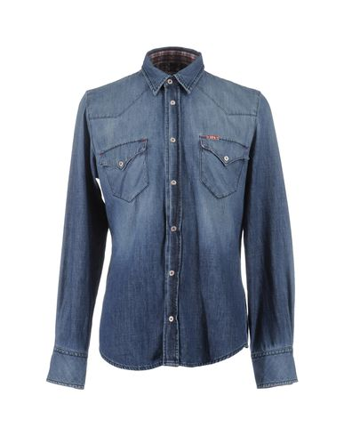 IT'S MET - Denim shirt
