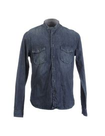 GOLD CASE by ROCCO FRAIOLI - Denim shirt