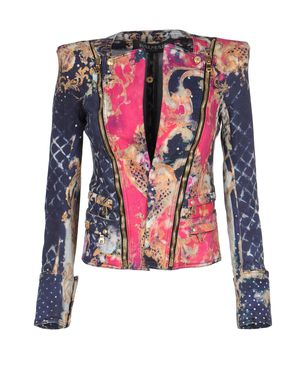 Denim outerwear Women's - BALMAIN