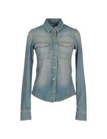 BRIGITTE BARDOT - Denim shirt