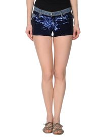 PINKO BLACK - Denim shorts