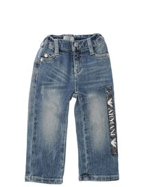 ARMANI JEANS - Denim trousers