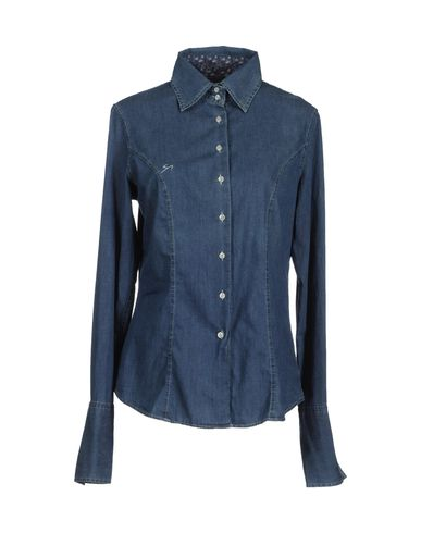 9.2 BY CARLO CHIONNA - Denim shirt