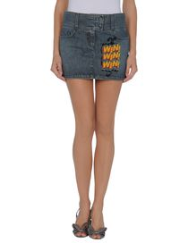 ICE B ICEBERG - Denim skirt