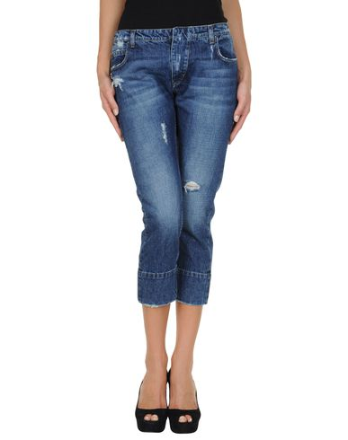 PIERRE BALMAIN - Denim capris