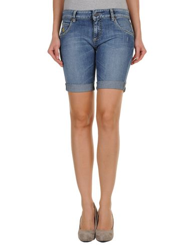 FRANKLIN & MARSHALL - Denim shorts