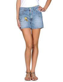 (+) PEOPLE - Denim shorts