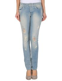 MANILA GRACE - Denim pants