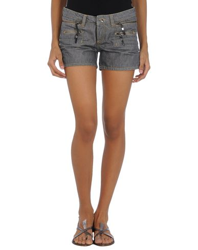 C'N'C' COSTUME NATIONAL - Denim shorts