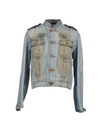 GAETANO NAVARRA - Denim outerwear