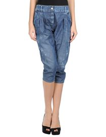 GALLIANO - Denim capris