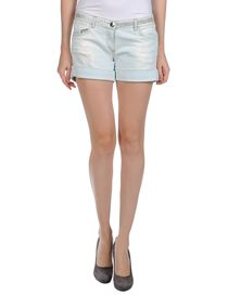 BLUGIRL FOLIES - Denim shorts
