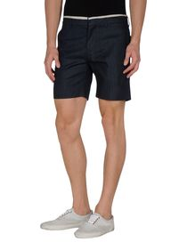 MARC JACOBS - Denim bermudas