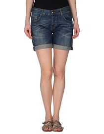 JOHN RICHMOND - Denim shorts