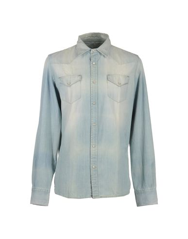 CONSTRUCTION 0/ZERO - Denim shirt
